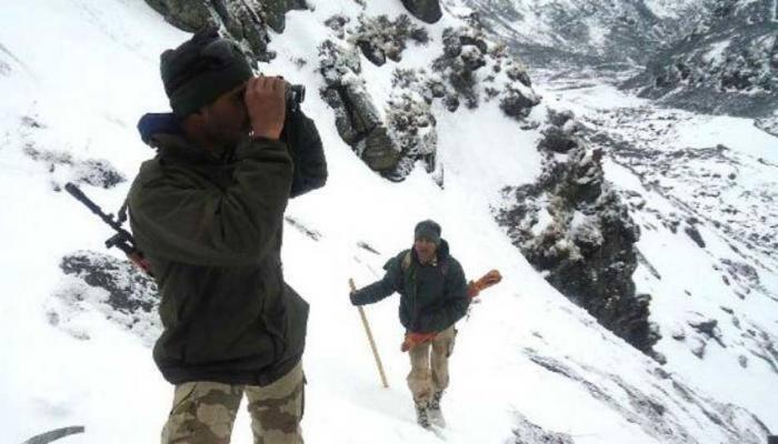 હિમાલય પર ટ્રેકિંગ દરમિયાન દુર્ઘટના: 23 ટ્રેકર્સ ગુમ ITBPનું સર્ચ ઓપરેશન