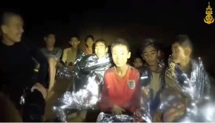 VIDEO: ખતરનાક ગુફામાંથી કેવી રીતે બહાર નિકળશે બાળકો? આ રહ્યો રેસ્ક્યુ પ્લાન