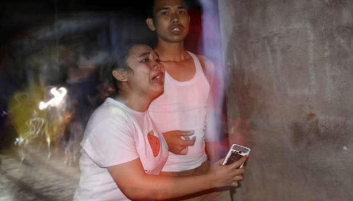 ઇંડોનેશિયા : ભૂકંપમાં મૃતકોની સંખ્યા 82 પહોંચી, હજારો ઇજાગ્રસ્ત