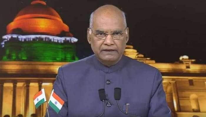રાષ્ટ્રના નિર્માણમાં દેશના તમામ નાગરિકોનું યોગદાન છેઃ રાષ્ટ્રપતિ રામનાથ કોવિંદ
