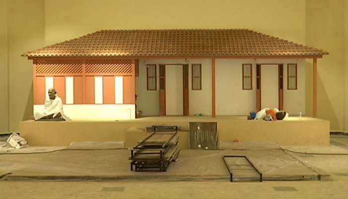 રાજકોટમાં બન્યું ગાંધી મ્યુઝિયમ, 3ડીમાં દેખાશે બાપુની મોહન થી મહાત્મા સુધીની સફર
