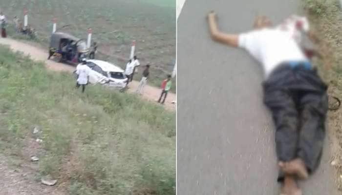 પાલનપુર-આબુરોડ હાઈવે પર થયો ગમખ્વાર અકસ્માત, બે લોકોના ઘટનાસ્થળે મોત