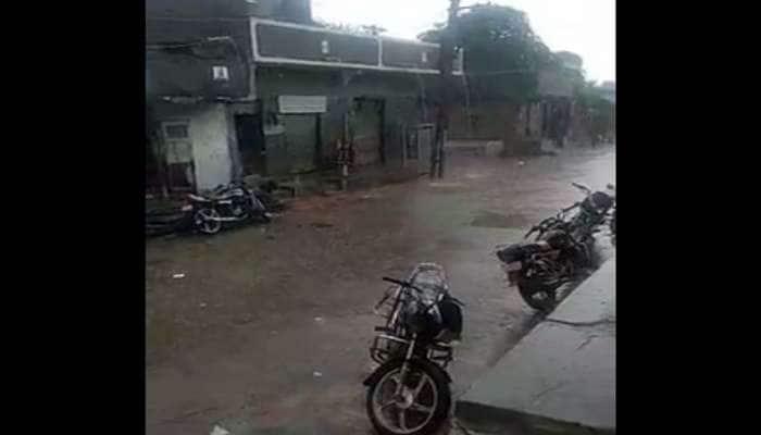 જામનગરના રણજીતપરમાં 3.5 ઇંચ વરસાદ, બાલંભા અને  ધ્રોલ પંથકમાં અડધો ઇંચ