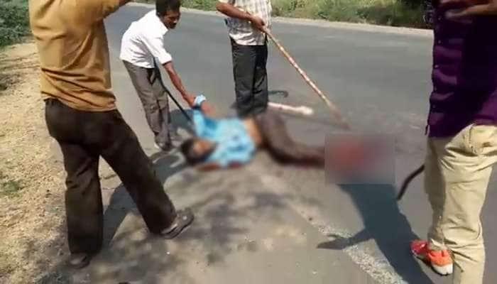 સુરેન્દ્રનગરના પાટડીમાં જાહેર રસ્તા પર યુવકની કરાઇ ક્રુર હત્યા, વીડિયો થયો વાયરલ