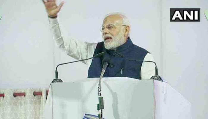 વારાણસી અને દેશ વિકાસનાં તે કાર્યોના સાક્ષી જે દશકો પહેલા થવું જોઇતું હતું: PM