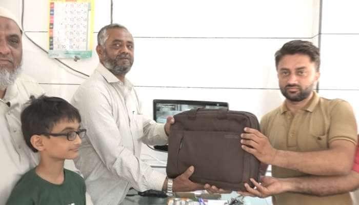 જૂનાગઢ: પ્રમાણિકતાને સલામ, લાખો રૂપિયા ભરેલી બેગ હાથમાં આવતા જ માલિકને શોધીને પરત કરી