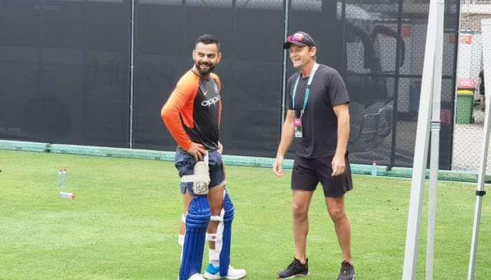 બ્રિસ્બેન T20: રમત પહેલા બહાર આવી ટીમ ઇન્ડિયાની તૈયારી અને મસ્તી, જુઓ વીડિયો
