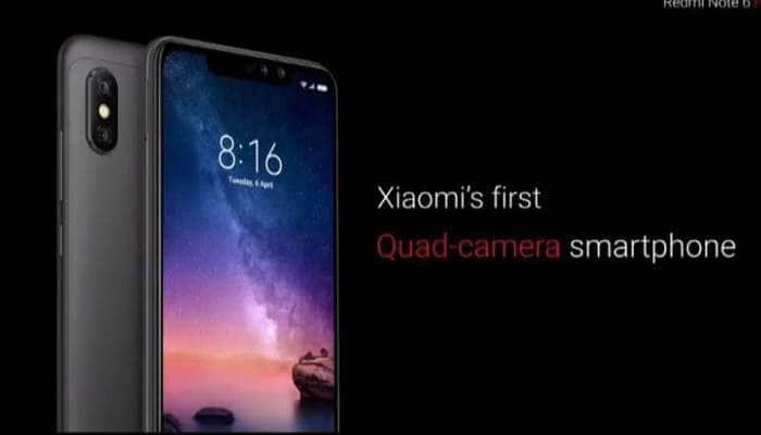 Redmi Note 6 Proનો બ્લેક ફ્રાઇડે સેલ, સ્પેશિયલ ઓફરમાં થશે મોટો ફાયદો