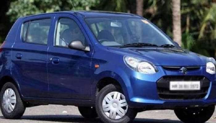 બંધ થઈ રહી છે ભારતની સૌથી ફેમસ ફેમિલી કાર Maruti Alto 800