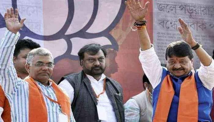 પશ્ચિમ બંગાળ હાઇકોર્ટની મનાઇ છતા પણ BJPની રથયાત્રા, ભાજપ નેતાઓ વિરુદ્ધ કેસ