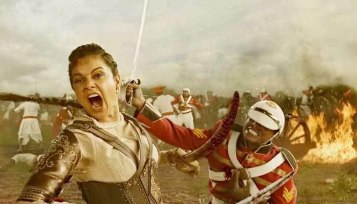 VIDEO : રિલીઝ થયું 'મણિકર્ણિકા'નું ટ્રેલર, કંગનાનો અવતાર જોઈને રહી જશો ચકિત