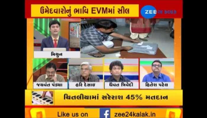 Jasdan bye election, see debate on voting