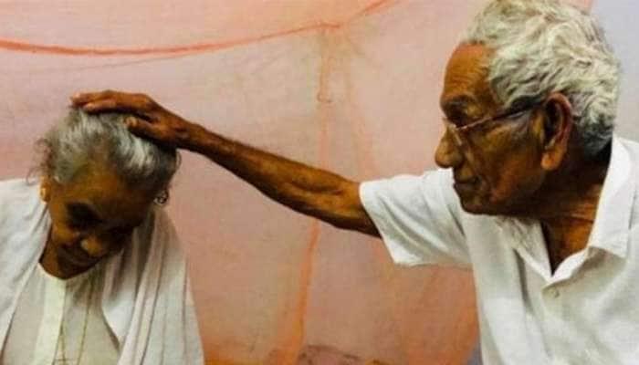 1946માં થયા હતા લગ્ન, 72 વર્ષ પછી મળ્યા આ પતિ-પત્નિ
