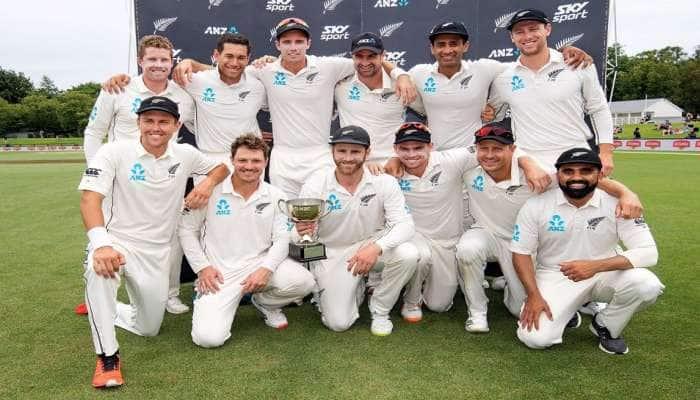 NZvsSL: બીજી ટેસ્ટમાં ન્યૂઝીલેન્ડે લંકાને રેકોર્ડ 423 રનથી હરાવ્યું, 1-0થી જીતી શ્રેણી