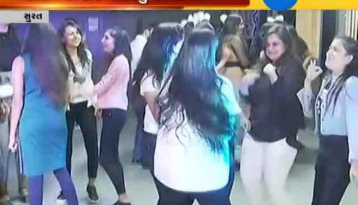 Youngsters in Gujarat shake a leg to the tunes of DJ