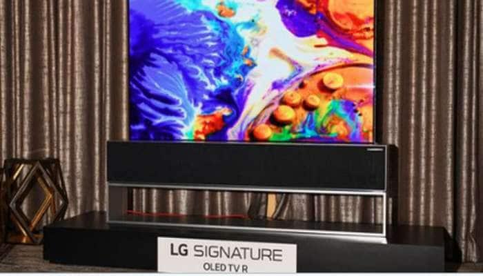 ટીવીની દુનિયામાં LGની ક્રાંતિ, ફોલ્ડેબલ OLED ટીવી પરથી ઊંચકાયો પડદો