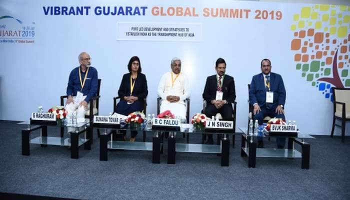 Vibrant Summit 2019 : પ્રથમ દિવસે ધોલેરા SIRમાં ર૧ હજાર કરોડના રોકાણની જાહેરાત