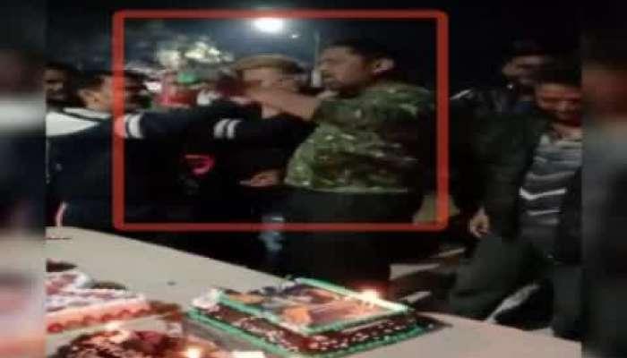 Liquor party near vejalpur police station, see video