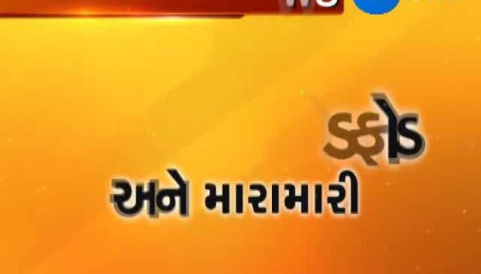 Vadodara Detained people attacked in Police station