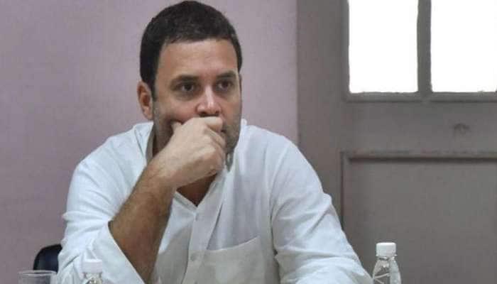 રાહુલ ગાંધી હોટવાર જેલમાં જ્યાં સુધી શિશ નહીં ઝુકાવે, સીટોની વહેંચણી નહીં: JDU