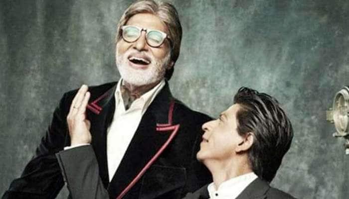 Viral Post : જ્યારે શાહરૂખે ખુલ્લેઆમ બિગ બીને કહ્યું...હવે 'બદલા'નો સમય