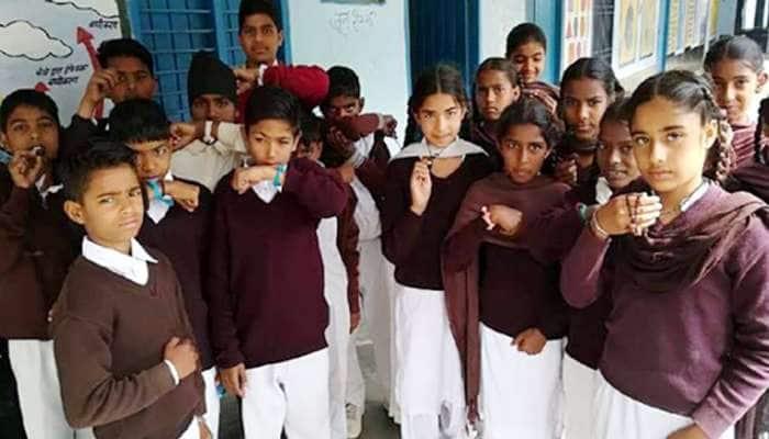 WhatsApp પર આવેલો મેસેજ જોઇને બાળકો આ રીતે પહોંચ્યા સ્કૂલે