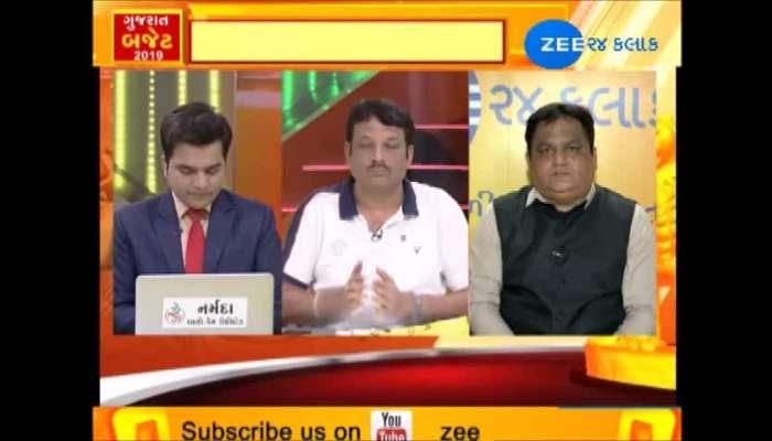 Gujarat Budget 2019: Nitin Patel Says on Budget