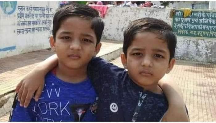 MP: હાથપગ બાંધીને જોડકા બાળકોને નદીમાં ફેંકી દીધા, ભૂલકાઓની એક 'હા' બની મોતનું કારણ?