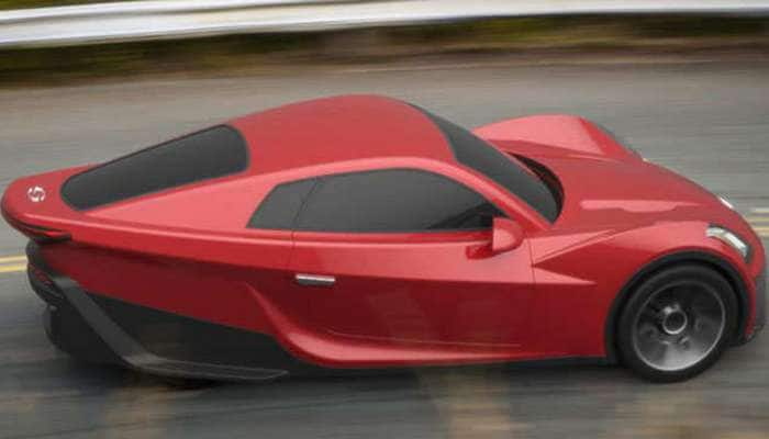 બજારમાં આવી 3 પૈડાવાળી શાનદાર ઇલેક્ટ્રિક કાર, કિંમત માત્ર 7 લાખ રૂપિયા