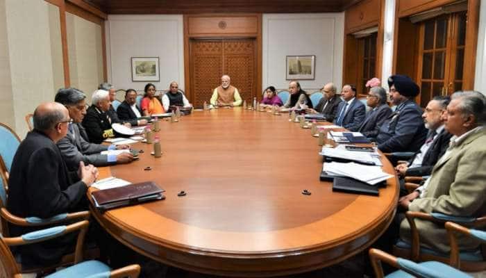 ભારત-પાક તણાવ વચ્ચે વડાપ્રધાનની અધ્યક્ષતામાં સુરક્ષા અંગે ઉચ્ચ સ્તરીય બેઠક