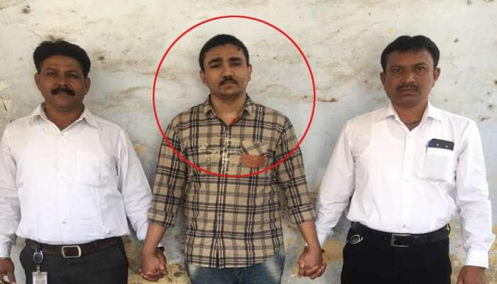 PMના ગુજરાત પ્રવાસ ટાંણે જ અમદાવાદમાંથી પકડાયો નકલી SPG અધિકારી