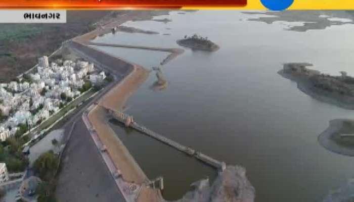 Bhavnagar started underground water recharge