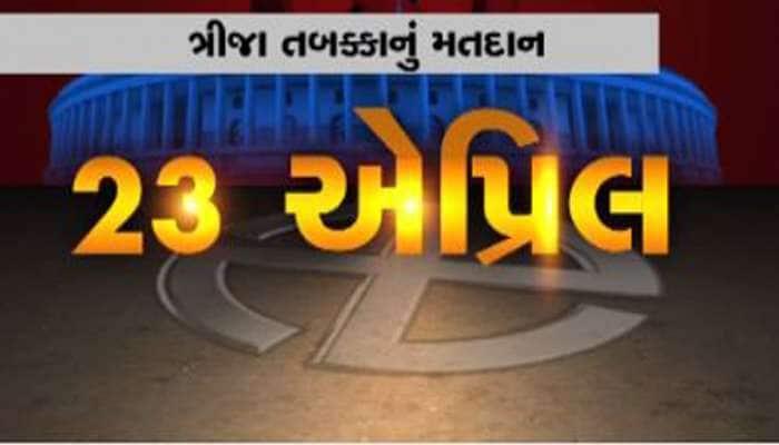 લોકસભાની સાથે સાથે ગુજરાતની આ 2 વિધાનસભા બેઠક પર પેટાચૂંટણી થશે