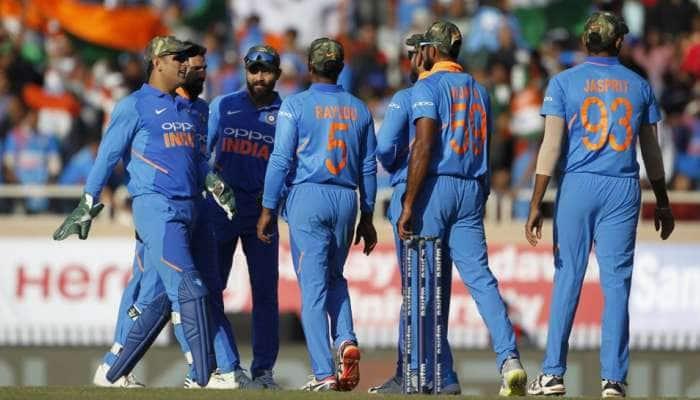 ભારતીય ટીમને શહીદ સૈનિકોની યાદમાં સૈન્ય કેપ પહેરવાની પરવાનગી આપવામાં આવીઃ આઈસીસી
