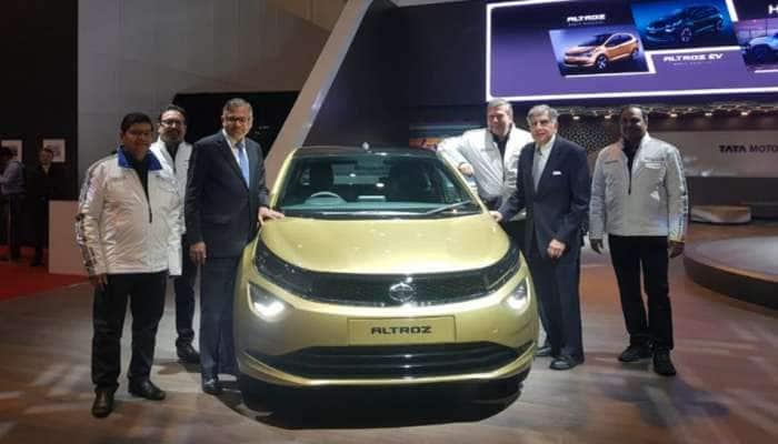 Tata Altroz EV ફક્ત 1 કલાકમાં થઇ જશે ચાર્જ અને દોડશે 300 Km