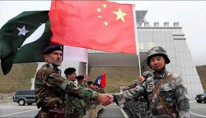 પાકિસ્તાનના સિંધમાં ચીનના સૈનિકો તૈનાત, ભારતની સરહદથી 90 કિ.મી. દૂર છે આ વિસ્તાર