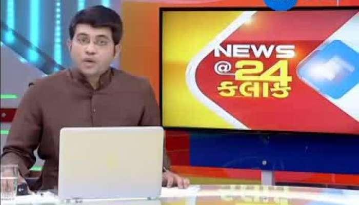 J P Nadda talks with Zee 24 Kalak