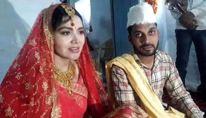 PHOTOS: અમેરિકી યુવતી MPના ખેડૂતના પ્રેમમાં પડી, ભારત આવીને હોળીના દિવસે કર્યાં લગ્ન