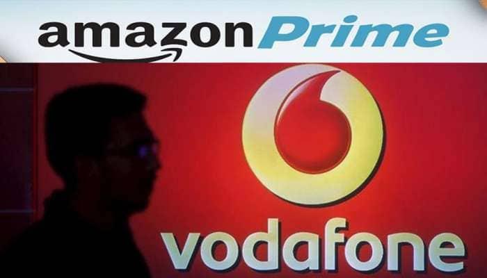 Amazon Prime: Vodafone પોતાના પ્રીપેડ યૂજર્સને આપી રહ્યું 50% ડિસ્કાઉન્ટ, આ રીતે ઉઠાવો લાભ