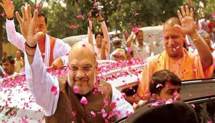 UPમાં આજથી BJPના ધૂંઆધાર પ્રચારનો પ્રારંભ, અમિત શાહ આગ્રા અને યોગી સહારનપુરમાં કરશે રેલી