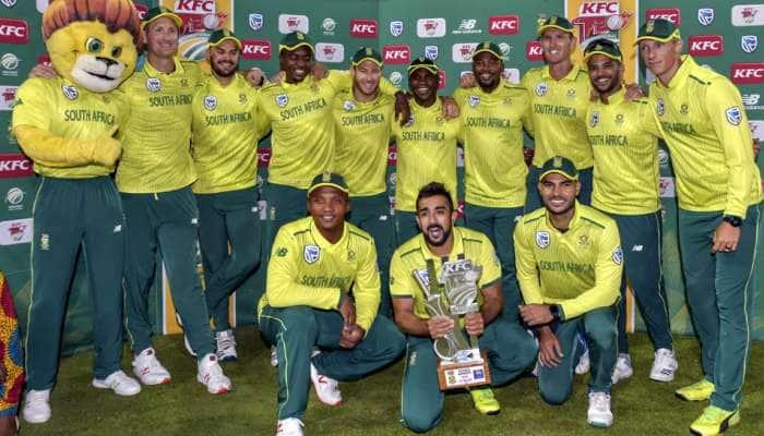 T20I rankings: દક્ષિણ આફ્રિકાના ખેલાડીઓને થયો મોટો ફાયદો