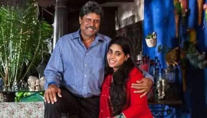 પિતાની બાયોપિકથી કપિલ દેવની પુત્રી બોલીવુડમાં કરશે પર્દાપણ