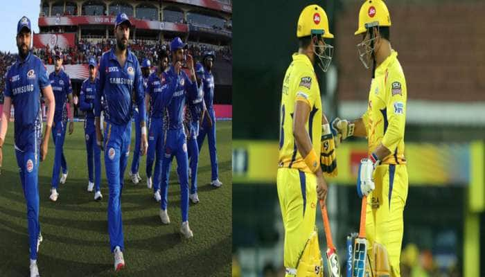 IPL 2019: આ સિઝનમાં પ્રથમવાર આમને-સામને ટકરાશે ધોની-રોહિતની સેના