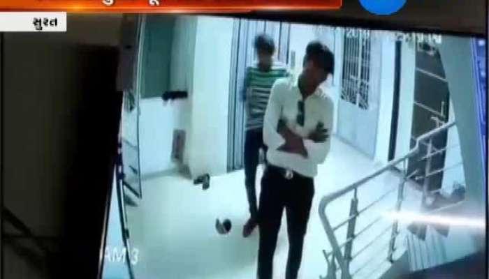 Failed attemp of loot at Surat