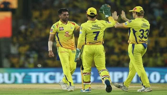 IPL 2019: બોલરોનું શાનદાર પ્રદર્શન, ચેન્નઈ સુપર કિંગ્સે કોલકત્તાને 7 વિકેટે આપ્યો પરાજય