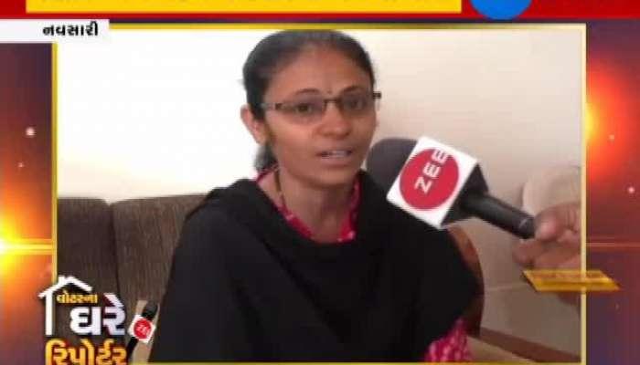 Voter Na  Ghare Reporter Navasari