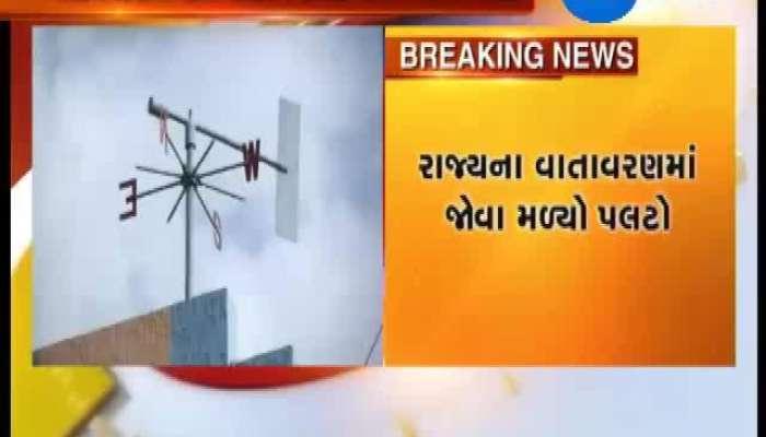 Climat chage ragister in Gujarat