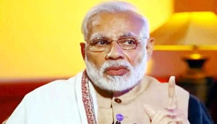 Interview: ચૂંટણીમાં રાષ્ટ્રવાદના મુદ્દે બોલ્યા પીએમ મોદી- 'મીડિયામાં કેટલાક લોકો હાઇપર સેક્યુલર છે'