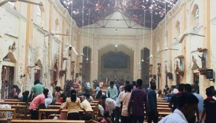 શ્રીલંકામાં શ્રેણીબદ્ધ 8 વિસ્ફોટ, 207થી વધારે લોકોનાં મોત, શ્રીલંકામાં અરાજક સ્થિતી