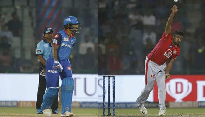 IPL 2019: બટલરની  જેમ 'ગબ્બર'ને પણ આઉટ કરવા ઈચ્છતો હતો અશ્વિન, જુઓ VIDEO